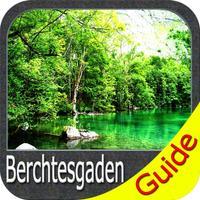 Berchtesgaden National Park - GPS Map Navigator