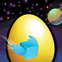 Full Golden Egg Walkthrough for Angry Birds Space