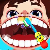 Dentist doctor simulator games