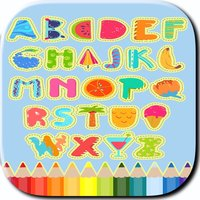 Coloring Book ABC Games For Kide