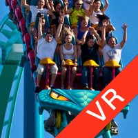 Roller Coaster - Virtual Reality