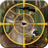 Deer Hunt Jungle Simulator - 3D Shooting Game