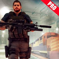 Train Hero Commando Shooter Pro