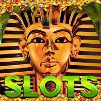 A Pharaohs Slots Temple - Free Ancient Casino Slot Machine