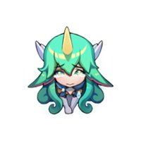 Star Guardian stickers