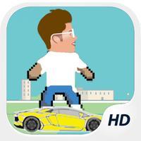 Skating Dude Justin HD - Free Pocket Edition Game