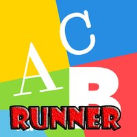 ABC Runner on super stage fun to runing game lode