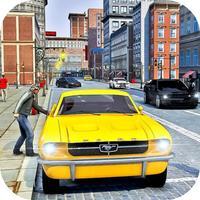 City Taxi Pick and Drop Sim