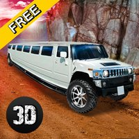 Offroad Hill Limo Driving Simulator 3D