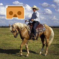 VR Horse Simulator for Google Cardboard