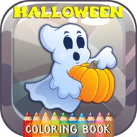 Halloween Coloring Book Free For Kids And Toddlers