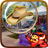 Market Place Hidden Objects Game