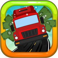 Money Bus Furious - The Fast Zigzag Highway Free Game