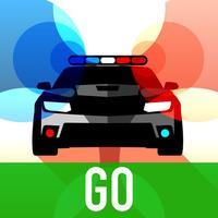Cop Lights Prank: Go