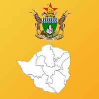 Zimbabwe Province Maps, Flags and Capitals