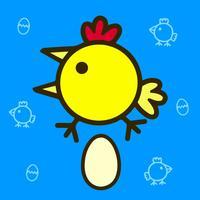 Happy Chicken - Lay Eggs