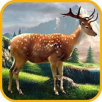 Deer Racer - Deer vs. Forest Hunter Animals