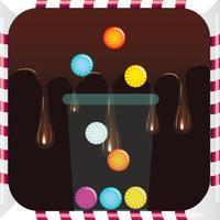 Sweet Balls - Simple Physics Ball Drop Game