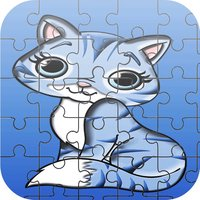 Cartoon Cats Huge Jigsaw Puzzle
