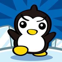 Happy Penguin Fun Run Escape - Gogo Runaway My little Feet Friends