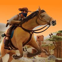 Wild West - Horse Chase Games