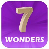 Spot It Out - Wonders of World