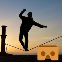VR Wire Walking - VR Apps for Google Cardboard