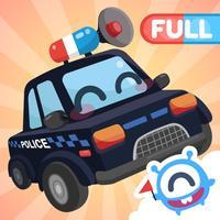 Cars & Trucks, Bus Puzzle Game