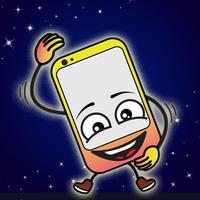 Phone Emoji Chat Stickers