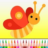 Kids Preschool Coloring Book - Free Fun For Kids