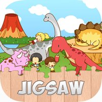 Dinosaur Puzzle Jigsaw Games For Preschool Toddler