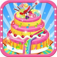 DIY Cake Shop-Fun Cooking Game