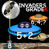Arithmetic Invaders: Grade K Math Facts