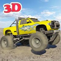 4 x 4 Monster Truck Offroad Drifting