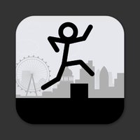 Doodle Line Runner - London Edition