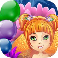 Bubble world of mermaid