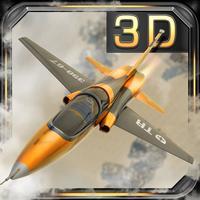 Army Plane 3D Flight Simulator