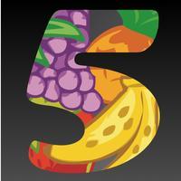 Five Fruits multiplayer battle