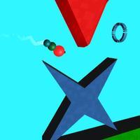 Flying Snake Vs Color Block