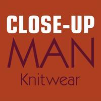 Close-Up Man Knitwear
