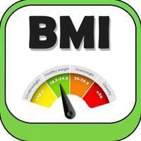 BMI-Body Mass Index Calculator for Men and Women
