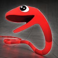 Roll Snake Survival Dash. Animal Running Adventure