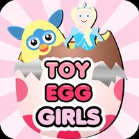 Toy Egg Surprise Girls - Princess & Pony Prizes