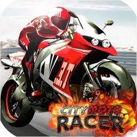 Moto 3D City Racer