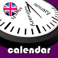 2019 UK Holiday Calendar