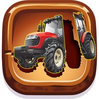 Vehicle kids learning : car and truck puzzle games