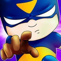 Captain Jetpack Superhero War