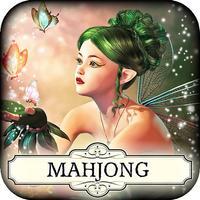 Hidden Mahjong: Elven Woods