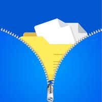 Zip File Tool: zip & unzip