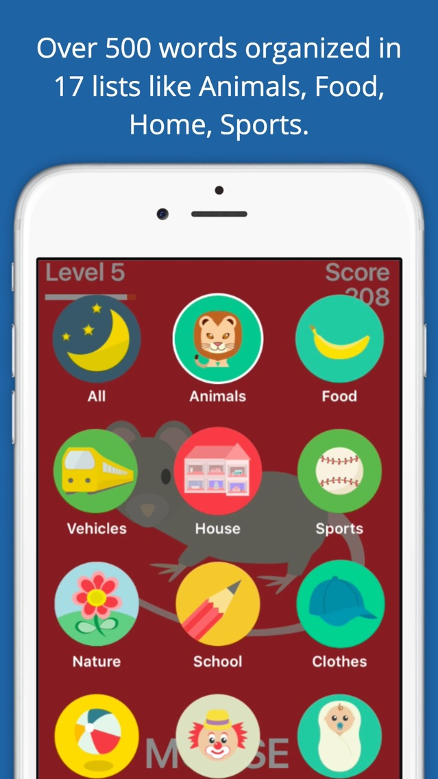 PopSpell English Spelling App for iPhone - Free Download